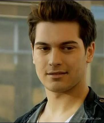 cagatay ulusoy (turkish model and actor)