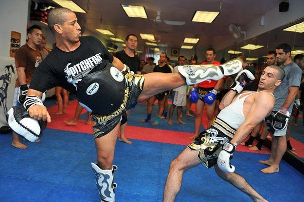 Things I Wish I Knew About Muay Thai Before I Started Muay Thai Thai Training Schedule