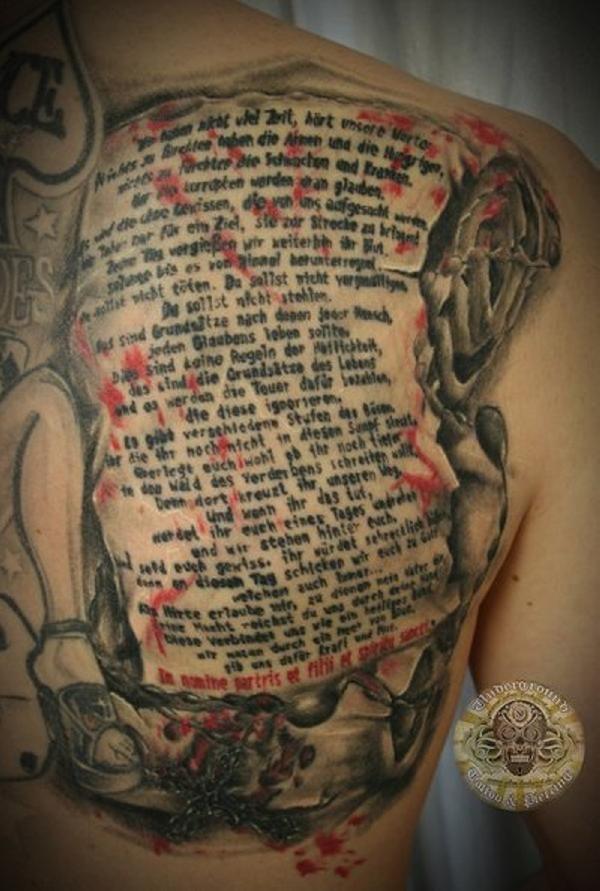 60 best tattoo ideas images on pinterest tattoo ideas for Boondock saints hand tattoos