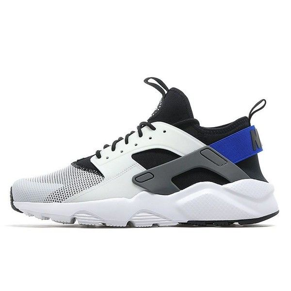 Nike Huarache Ultra (15565 RSD) ❤ liked on Polyvore featuring men's fashion, men's shoes, mens shoes, mens lightweight running shoes and nike mens shoes