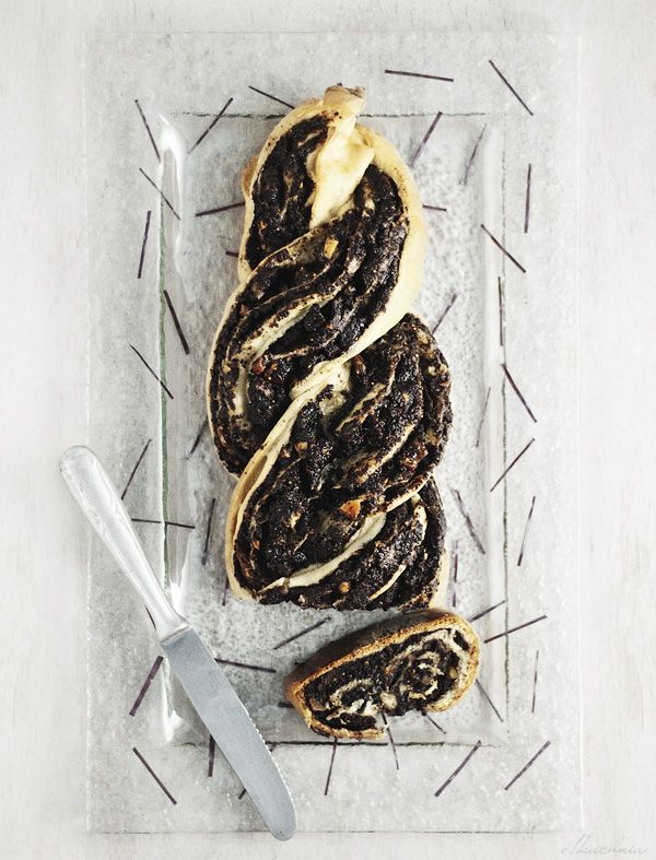 Makowiec (Polish poppy seed pastry) | Okuchnia
