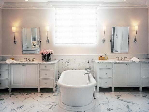 Our Recommendations For Traditional Bathrooms: 231 Best Images About HGTV Bathrooms On Pinterest