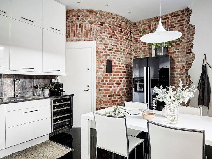 Скандинавская квартира, в которой живется легко (80 кв. м) | Пуфик - блог о дизайне интерьера