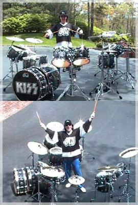 The Only Official Website of Drummer Peter Criss | Peter