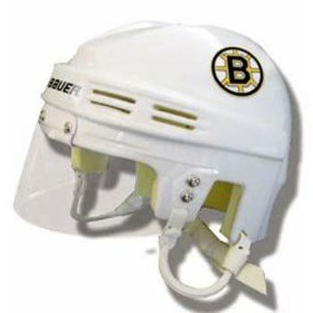 Bruins Authentic Helmet