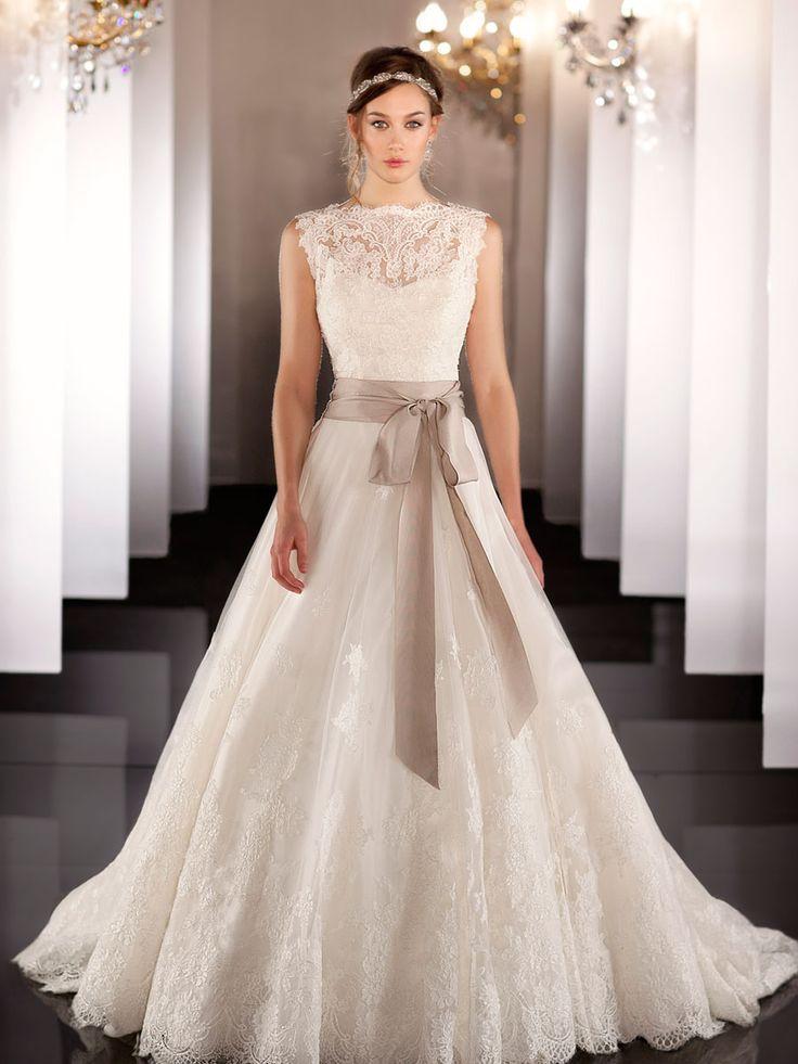 137 best ballgown wedding dresses images on Pinterest Wedding