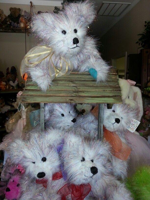 Winey Bears Oak Island