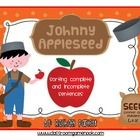 Johnny Appleseed is a perfect fall theme!  Incorporate it in your literacy skills teaching with this sorting game.  Students determine whether a se...