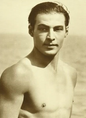 Rudolph Valentino (gone too soon)
