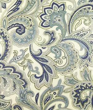Swavelle / Mill Creek Montero Lustrous Porcelain Fabric  $17.80