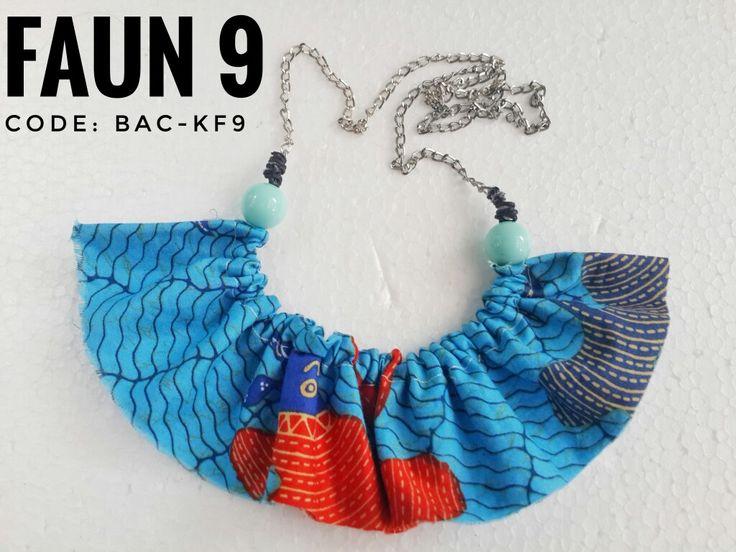 Batik kalung necklace handmade