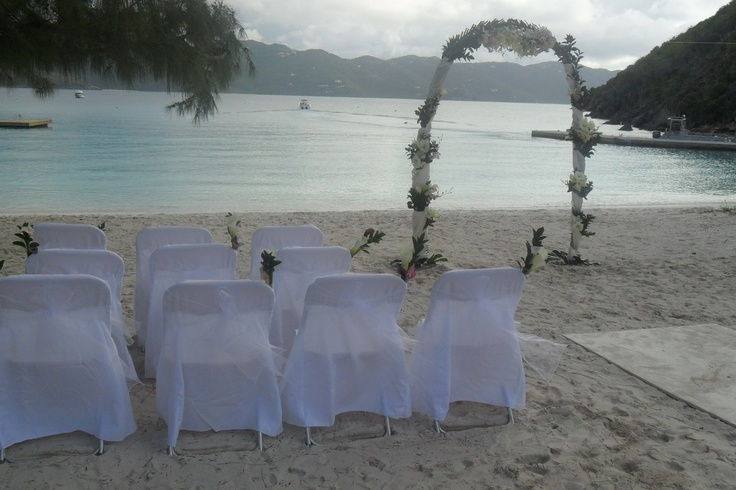 Planning a Destination Wedding on Guana Island, BVI in less than 5 weeks!