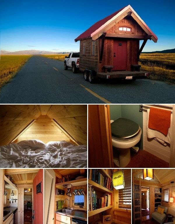 138 best tiny houses images on pinterest for Amazing small houses
