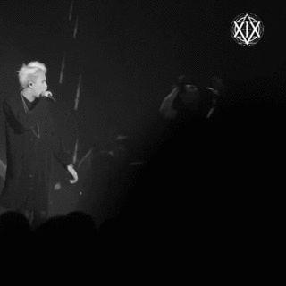 "One of MY FAVE EVER VIXX SONGS! 0.0 > ""Memory"" by Hyuk and Ravi! ☺ <  { #Memory #Hyuk #HanSangHyuk #Maknae #Ravi #KimWonSik #VIXX #ValueInExcelsis #Starlight #JellyfishEntertainment #Kpop #Gif #VIXXGif } ©KpopAmino"