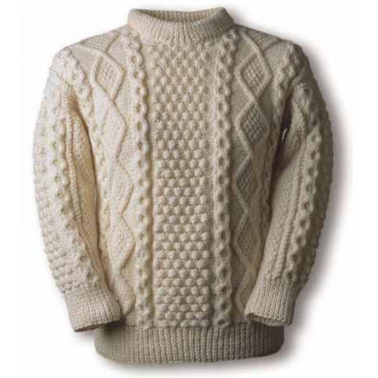 Buckley Hand Knit Irish Sweaters