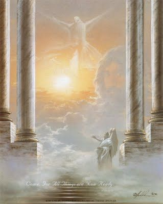 The Holy Spirit - This is my favorite image of the Holy Spirit.