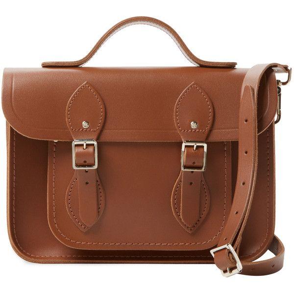 Bolsa Estilo Cambridge Satchel : Best brown leather satchel ideas on