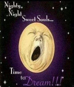 Good Night Sweet Dreams Funny Moon Images
