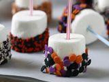 VeryBestBaking.com   Halloween Dipped Marshmallow Pops