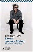 Tim Burton racconta  Tim Burton