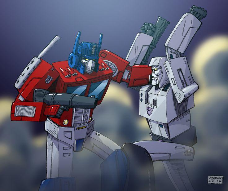 Czajnik's Workshop: Transformers