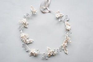 Brida Whimsical Bridal Hair Vine - women's jewellery