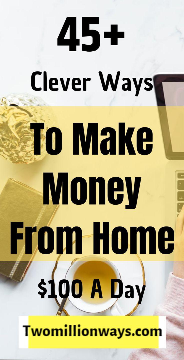 Nutzen Sie die außergewöhnlichen Möglichkeiten, um von zu Hause aus Geld zu verdienen, wenn Sie nach zusätzlichen …   – Best Way To Earn Money Online