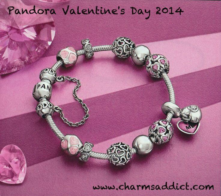 Www Pandora Jewelry Com Store Locator: Pandora Valentine's Day Collection 2014