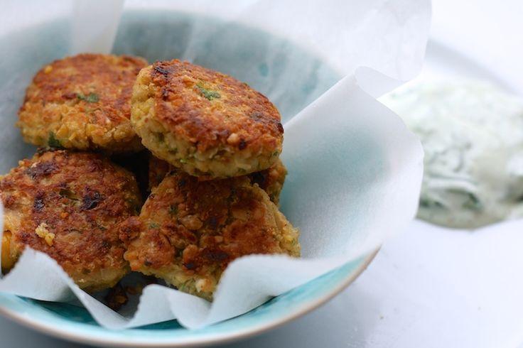 Home made falafel