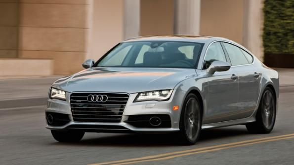 Audi A7 Interior Dials Up Luxury   Technology content from WardsAuto
