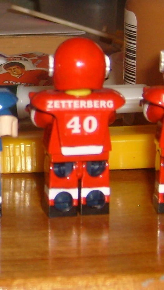 Custom NHL Lego Hockey Minifigure Detroit Red Wings Pick 1 Datsyuk Zetterberg | eBay