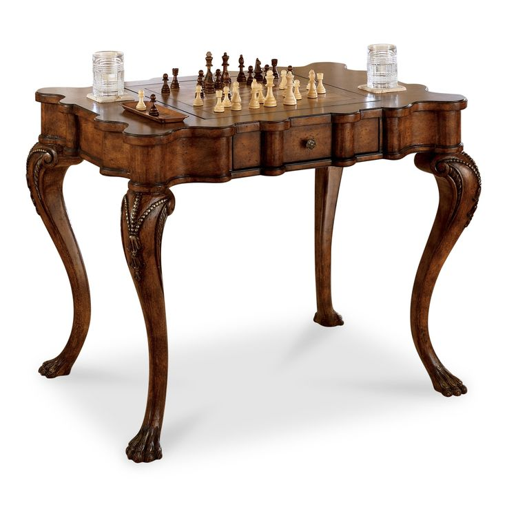 Bianchi Traditional Game Table by Butler Specialty Company 0464070