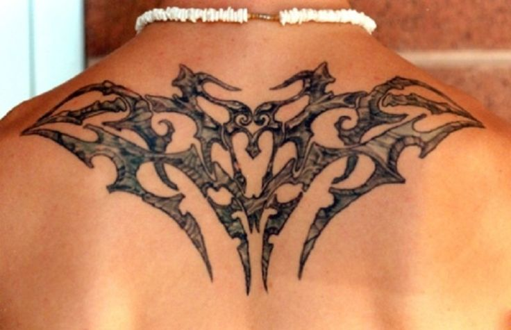 Various Sizes Of Back Tattoo Ideas For Men Cool