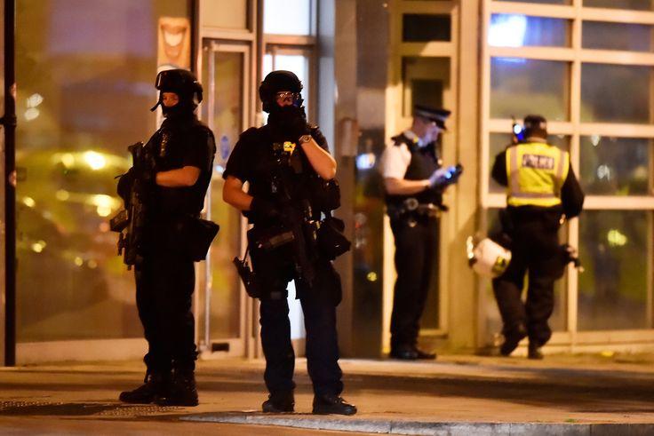 Conmoción en Londres por un doble atentado terrorista - http://wp.me/p7GFvM-HRS