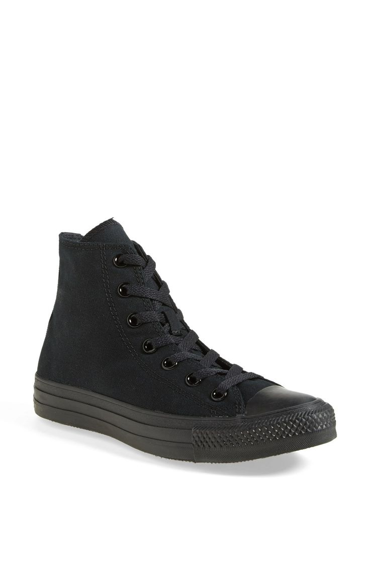 Free shipping and returns on Converse Chuck Taylor® All Star® High Top Sneaker (Women) at Fashiondoxy.com. Blackout design updates an iconic high top for a modern, monochromatic look. The first basketball-specific shoe was the Converse All-Star
