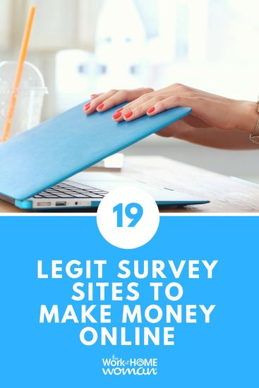 19 Ways to Make Money from Home with Paid Surveys – Money savers