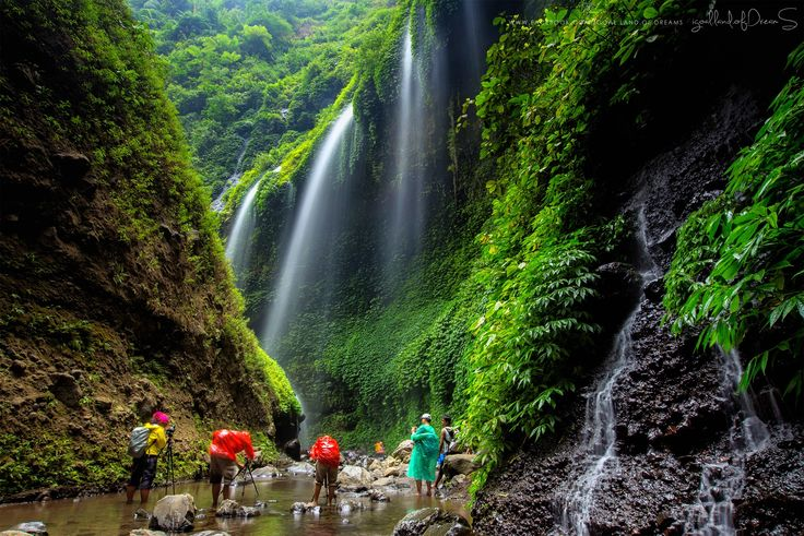 Madakaripura waterfall east java indonesia by Goal Kw-graphicstyle on 500px