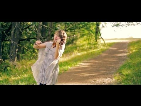 ▶ Concerning Hobbits from The Lord of the Rings - (Violin) Taylor Davis. Gorgeous song, gorgeous video!