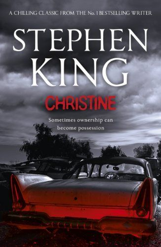 Christine by Stephen King, http://www.amazon.com/dp/B003BKZW5Y/ref=cm_sw_r_pi_dp_bDXovb19T6CNY