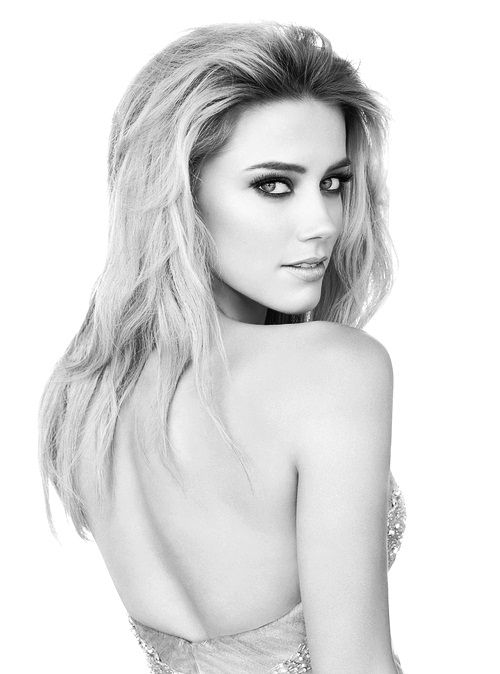 #7 Amber Heard  This woman is VERY sexy!! I literally drooled while watching Drive Angry! She was such a badass in that movie, I love women in cut-off jeans and fast cars!