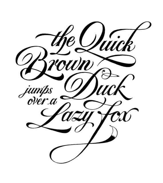 Lettering Time: Luca Barcellona
