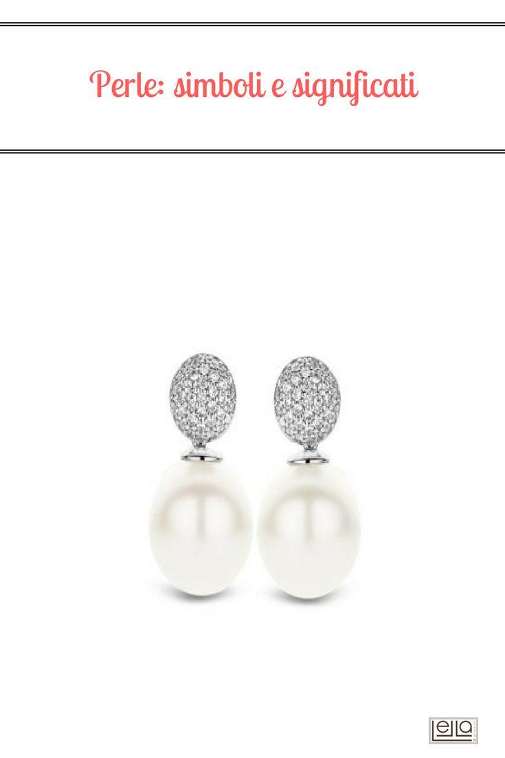Perle: simboli e significati