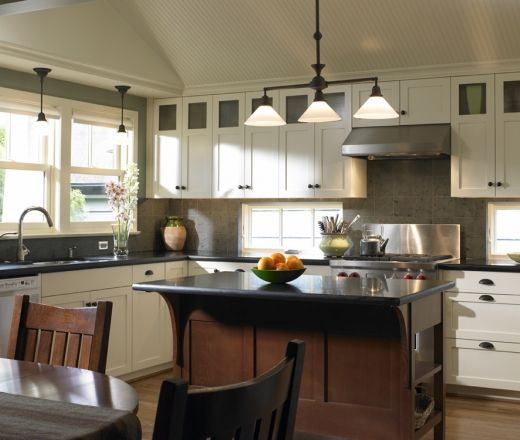 17 best images about craftsman kitchens on pinterest for Kitchen cabinets seattle