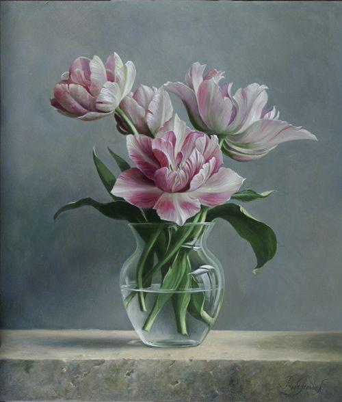 Pieter Wagemans родился в 1948 в Merksemне не далеко от Антверпена, Бельгия. С юности Питер всегда хотел спонтанно выразиться через художественный дар, который он, вероятно, унаследовал от своего отца. В возрасте пятнадцати лет он решил взять уроки в Королевской Академии Искусств в Антверпене. Во время его обучения в Академии у Питера было много возможностей практиковаться, главным образом в…