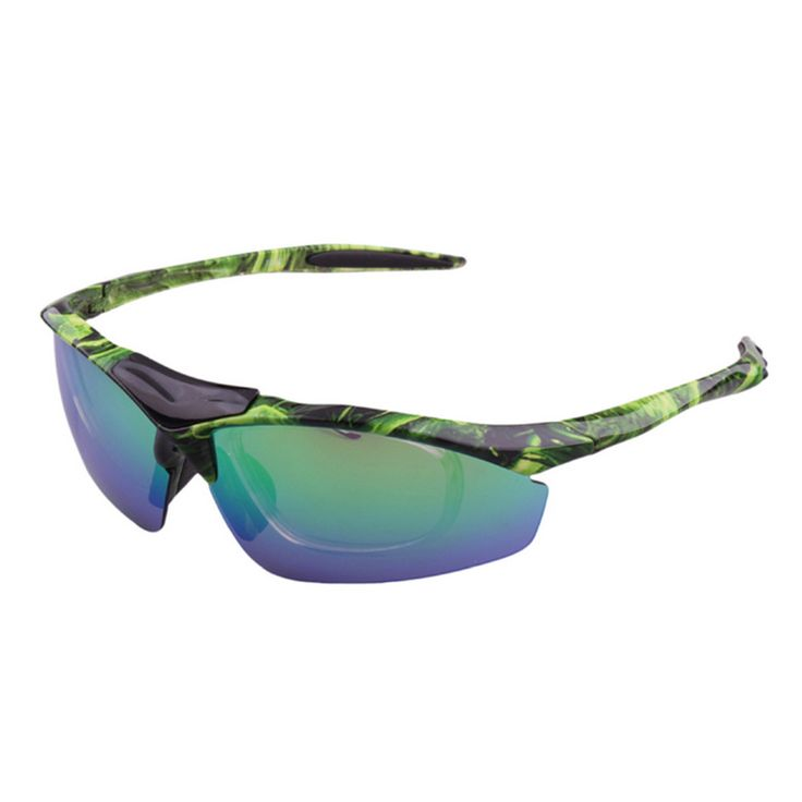 Riding Polarized Glasses Sunglasses XQ-047 green