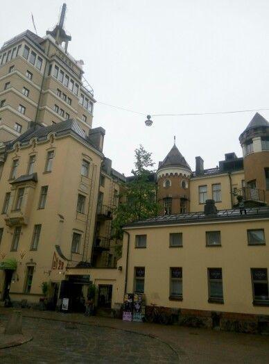 Parts of hotel Torni