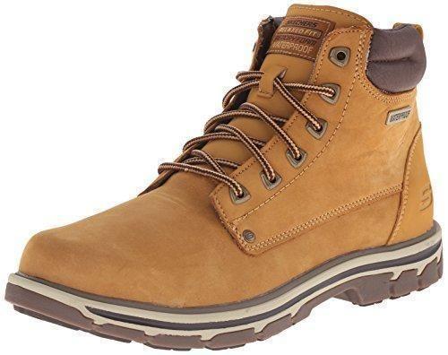 Oferta: 109.95€ Dto: -42%. Comprar Ofertas de skechers SEGMENT- AMSON - Zapatillas para hombre, color marrón, talla 42 barato. ¡Mira las ofertas!