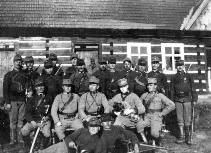 Felavatták az első világháborús 5. honvéd gyalogezred emléktábláját Lengyelországban - http://hjb.hu/felavattak-az-elso-vilaghaborus-5-honved-gyalogezred-emlektablajat-lengyelorszagban.html/