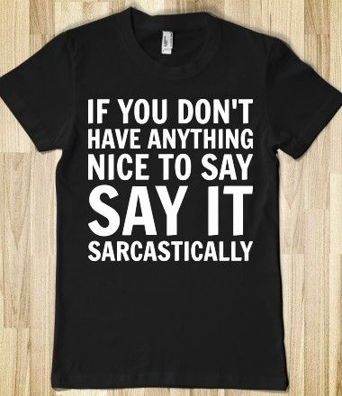 I need this shirt in my life