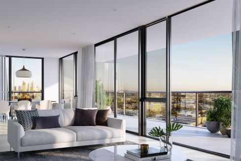 Enclave East Perth Apartments - DevelopWise